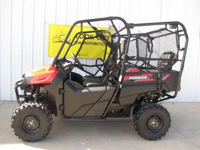 2019 Honda Pioneer 700-4 Side x Side Utility Vehicles Ottawa, OH