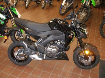 2018 Kawasaki Z125 Pro Sport Abilene, TX