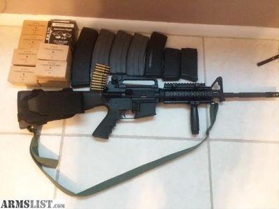 For Sale/Trade: Bushmaster XM- 15