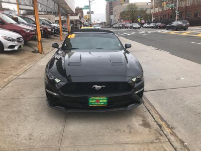 2018 Ford Mustang EcoBoost Premium Convertible (Shadow Black)