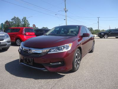 2016 Honda Accord EX (Red)