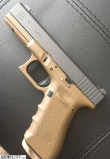 For Sale: Vickers glock 17