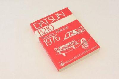 Buy 1976 Datsun B210 Repair Shop Manual Original 20049 motorcycle in La Crescenta, California, United States, for US $55.99
