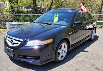 2005 Acura TL 3.2 (Black)