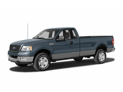 2005 Ford F-150 XL (Gray)