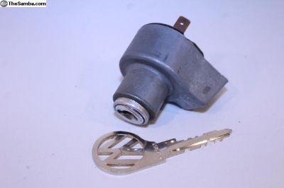 1967 Bug OG K Key Code Ignition with Key