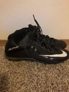 Football Cleats Size 13