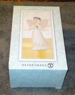 OTH 22-037 Whispers by Dept. 56 - May Figurine - NIB