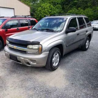 Used 2003 Chevrolet TrailBlazer for sale