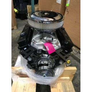 Small Block Chevy 350 357HP Deluxe Crate Engine