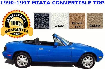Find MIATA CONVERTIBLE TOP AND GLASS WINDOW | INSTALL VIDEO | COLOR CHOICE | 90-97 motorcycle in Shamokin, Pennsylvania, US, for US $259.00