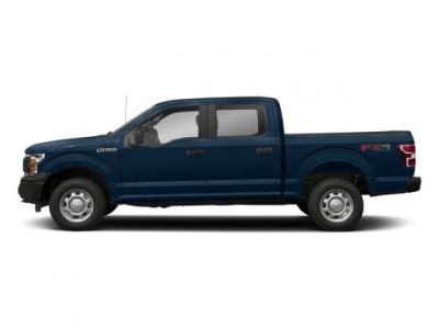 2018 Ford F-150 XL (Blue Jeans Metallic)
