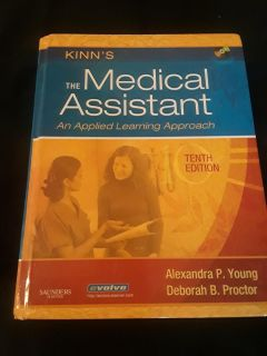 The Medical Assistant 10th Ed.
