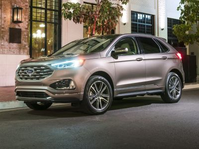 2019 Ford Edge SEL (Magnetic)