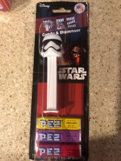 Star Wars Paez dispenser.