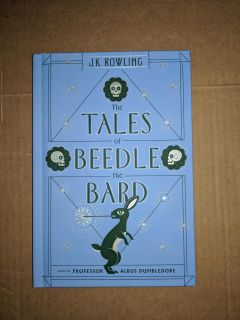 Harry Potter series: The Tales of Beedle the Bard