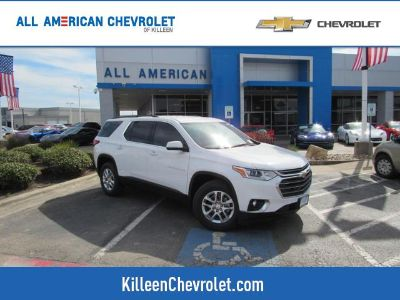 2019 Chevrolet Traverse (summit white)