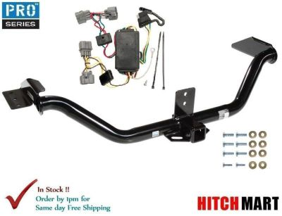 Find Trailer Hitch & Wiring Pkg for 2006-2013 Honda Ridgeline Pickup Class 3, motorcycle in Rockford, Illinois, US, for US $203.77