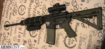 For Sale: Anderson Arms AR-15