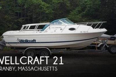 1998 Wellcraft 210 Coastal