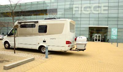 2018 Leisure Travel Vans 4-Star Unity U24MB