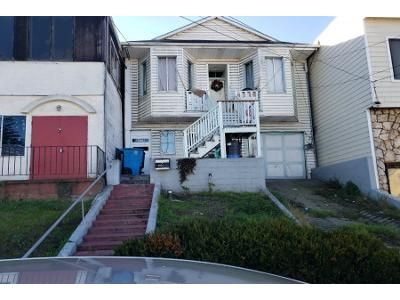 2 Bed 2 Bath Preforeclosure Property in San Francisco, CA 94124 - Quesada Ave