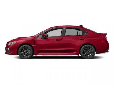2018 Subaru Impreza WRX Base (Pure Red)