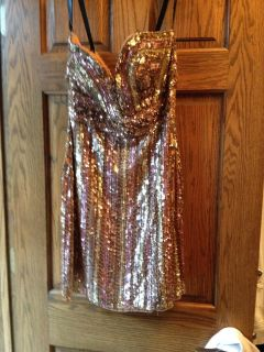 Stunning Prom Dress- Size 6- REDUCED!