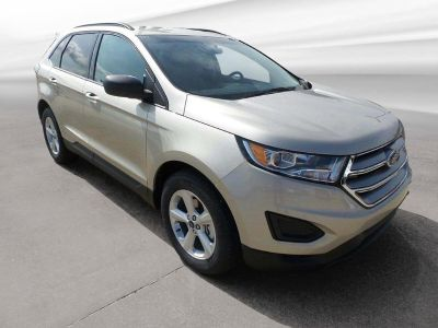 2018 Ford Edge SE (White Gold Metallic)