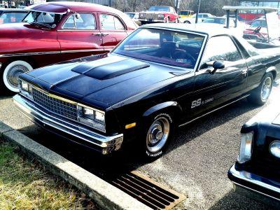 1982 Chevrolet EL Camino SS Conqueista Edition