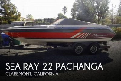 1986 Sea Ray 22 Pachanga