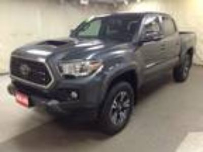 used 2018 Toyota Tacoma for sale.