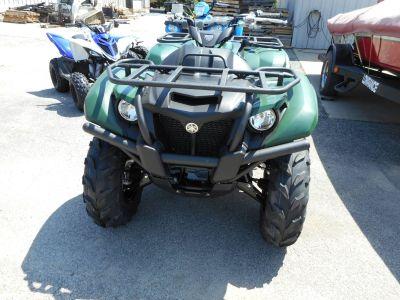 2018 Yamaha Kodiak 700 Utility ATVs Belvidere, IL