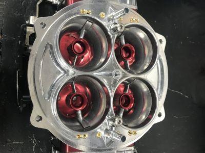 carburetors-quick fuel/gary williams/blp