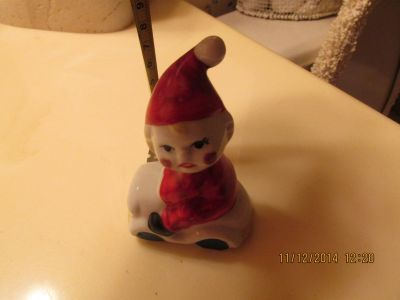 Small Porcelain Figurine - Very Old/Vintage