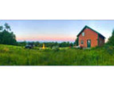 Stunning Vermont High Elevation Camp in the Clouds, 39 +/- Acres, 180 Degree...