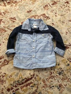 Toddler Boys 3T Fishing Shirt in Excellent Condition