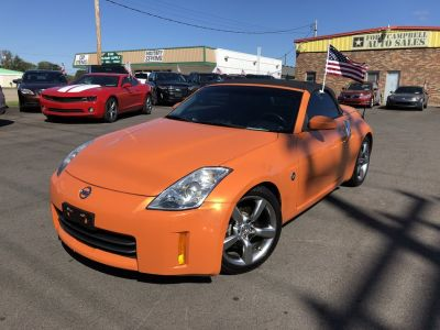 2007 NISSAN 350Z GRAND TOURING ROADSTER 2D 6-Cyl 3.5 Liter