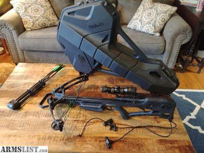 For Sale: 2 Barnett quad edge crossbows
