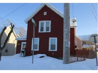 2 Bed 1 Bath Foreclosure Property in Johnstown, NY 12095 - W Main St
