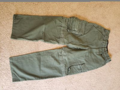 Boy Scout convertible pants