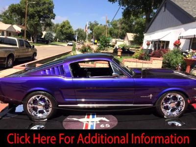 1965 Ford Mustang RWD