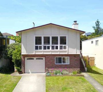 186 Catalina AVE PACIFICA Four BR, Gleaming hardwood floors and