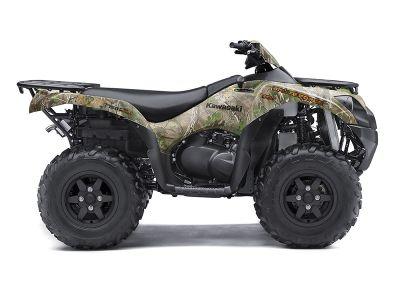 2017 Kawasaki Brute Force 750 4x4i EPS Camo Sport-Utility ATVs Massapequa, NY