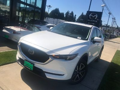 2018 Mazda CX-5 Grand Touring (Snowflake White Pearl)