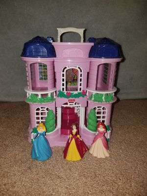 Fisher Price Cottage