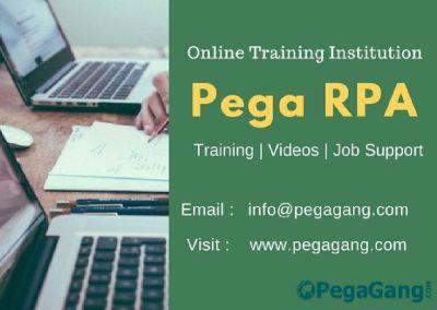 Pega RPA Online Training Institution
