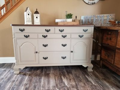 Beautiful refinished Buffet