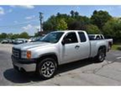 """2011 GMC Sierra 1500 4WD Ext Cab 143.5"""" Work Truck at [url removed]"""