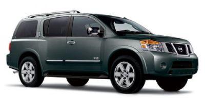 2013 Nissan Armada Platinum (Graphite Blue)